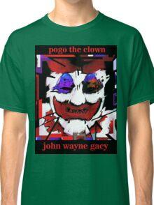 John Wayne Gacy Art Classic T-Shirt