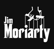 Jim Moriarty (Sherlock) Kids Tee