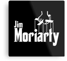 Jim Moriarty (Sherlock) Metal Print