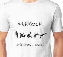 Parkour: It's how I roll Unisex T-Shirt