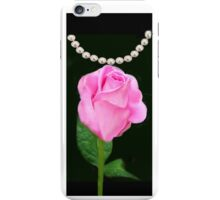 ❤ 。◕‿◕。 ELEGANT PEARLS AND ROSE IPHONE CASE A TOUCH OF CLASS❤ 。◕‿◕。 iPhone Case/Skin
