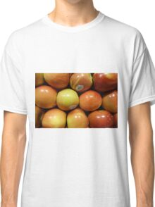 Red BC gala apples. Classic T-Shirt