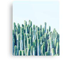 Cactus V2 #redbubble #home #lifestyle #buyart #decor Metal Print