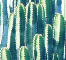 Cactus V2 #redbubble #home #lifestyle #buyart #decor Sticker