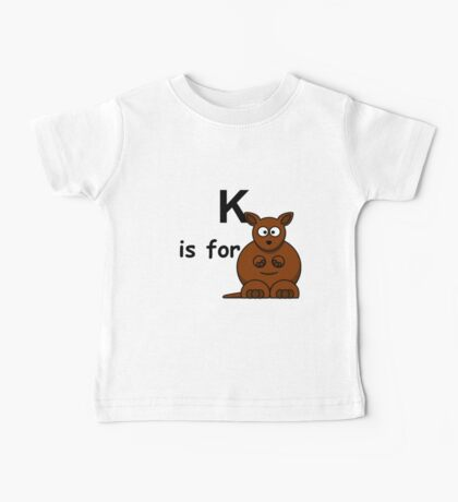 K is for...V2 Baby Tee