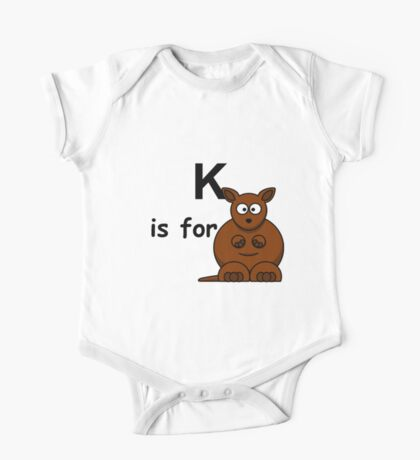 K is for...V2 One Piece - Short Sleeve