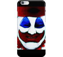 John Wayne Gacy. Hungry. iPhone Case/Skin