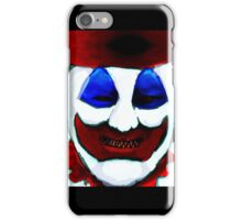 John Wayne Gacy. Hungry. iPhone Case/Skin