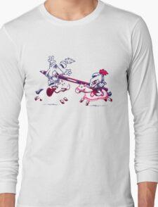 Knostalgic Knights Long Sleeve T-Shirt