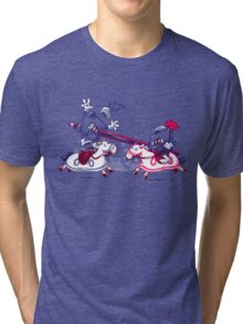 Knostalgic Knights Tri-blend T-Shirt