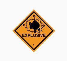 Bobomb Explosive Shipping Placard Unisex T-Shirt