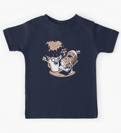 Dr. Caffeinstein's Monster Kids Clothes