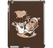 Dr. Caffeinstein's Monster iPad Case/Skin