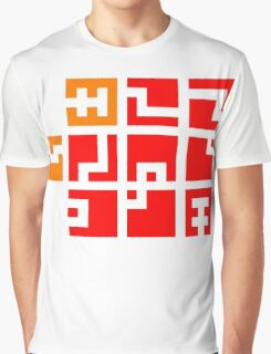 FEZ Fez Tiles Graphic T-Shirt
