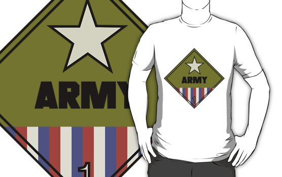WW2 American Army Shipping Placard by W4rnings