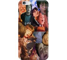 Harry Potter Derps iPhone Case/Skin