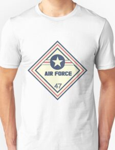 US Air Force Shipping Placard T-Shirt