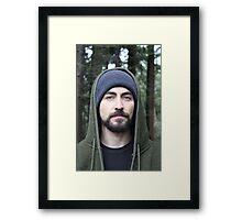 Shane II Framed Print