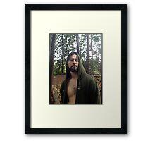 Shane III Framed Print