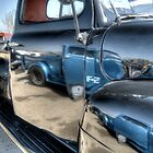 Classic Pickup Truck by David Shayani