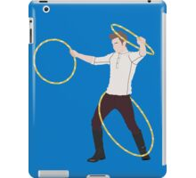 Mamma Mia, Triple Hoop Action iPad Case/Skin