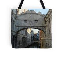 An infamous landmark Tote Bag