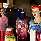 Manic Mannequins by Duane Bigsby