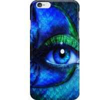 Mermaid Stare iPhone Case/Skin