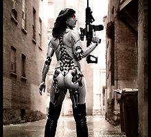 Cyberpunk Photography 037 by Ian Sokoliwski