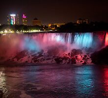 Light of the Falls by James Lyall