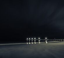 Pt Noarlunga jetty  by Justinlrg78