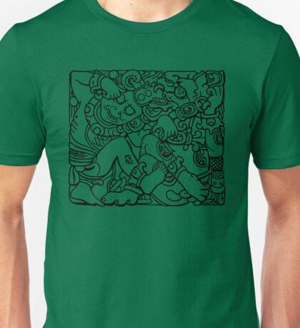 Fight Like A Mayan Unisex T-Shirt