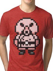 Pigmask - Mother 3 / Earthbound 2 Tri-blend T-Shirt