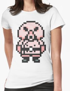 Pigmask - Mother 3 / Earthbound 2 Womens Fitted T-Shirt