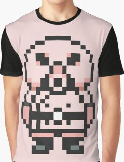 Pigmask - Mother 3 / Earthbound 2 Graphic T-Shirt
