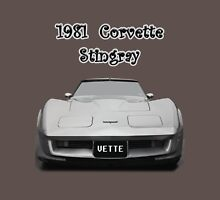 1981 Corvette Stingray Unisex T-Shirt