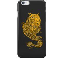 Tiger Spirit Dark iPhone Case/Skin