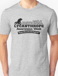 National Lycanthrope Awareness Week T-Shirt