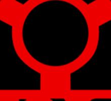 UAC - Union Aerospace [RED] Sticker