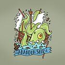 Abandon Ship! by VenkmanProject