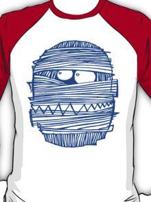 BLUE MUM T-SHIRT , CLASSIC LOGO#02 T-Shirt