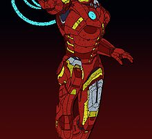 Iron Man by Michael Donnellan