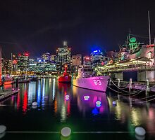 Vivid at the Maritime by yolanda
