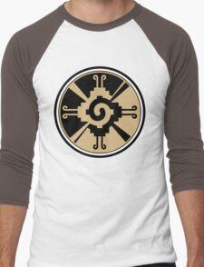 Galactic Butterfly Men's Baseball ¾ T-Shirt