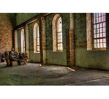 Through the windows Photographic Print