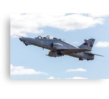 RAAF BAE Hawk Takeoff Canvas Print