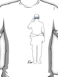 Kimi - Blue Sunglasses T-Shirt