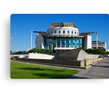 National Theatre in Budapest Canvas Print