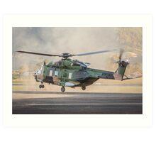 RAN MRH-90 Takeoff Art Print