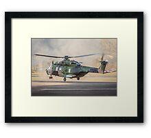 RAN MRH-90 Takeoff Framed Print